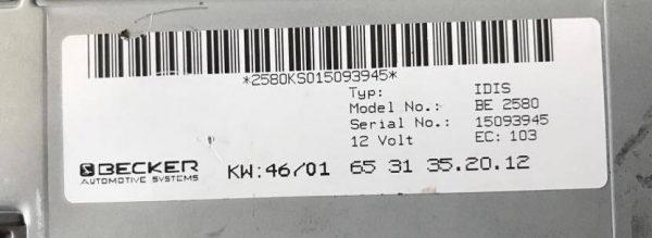 mercedes 1 600x219 - Mercedes magnetolos atkodavimas